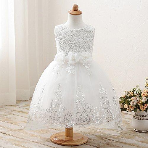 white De Traje Vestido Vestido RONG De XIU Niños qx4a01Cw