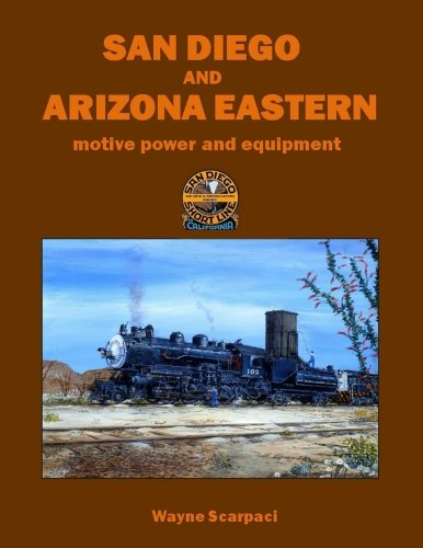 Pdf Transportation SAN DIEGO AND ARIZONA EASTERN motive power and equipment