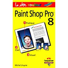 Paint shop pro 8 doc couleur