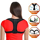 Best Posture Braces - Posture Corrector by Small Giant - Adjustable Back Review