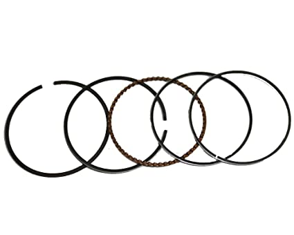 Amazon Com Mx M Piston Ring Set For 90cc Atv Dirt Bike Go Kart