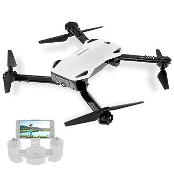 Goolsky CHEERSON CX-43 480 P WiFi FPV Cámara Plegable Selfie Drone ...