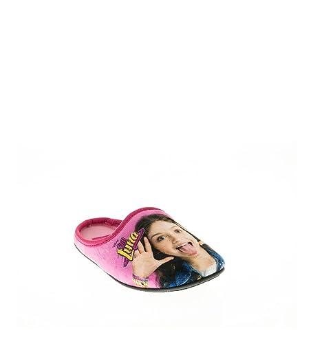 Zapatillas NIÑA - Niña - Rosa - cerda - 2066: Amazon.es: Zapatos y complementos