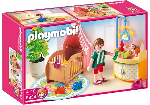 PLAYMOBIL® Baby Room with Mobile