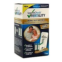SpermCheck Fertility Home Test for Men