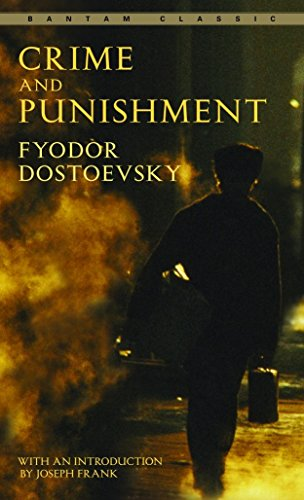 Expert choice for bantam classics crime and punishment