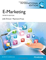 E-marketing, 7th International Edition Front Cover
