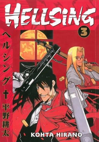 Hellsing, Vol. 3 by Kohta Hirano