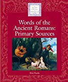 Words of the Ancient Romans, Don Nardo, 1590183185