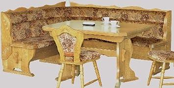 8-8-7-9-2314: kücheneckbank, eckbank - eiche natur lackiert ... - Küche Eckbank
