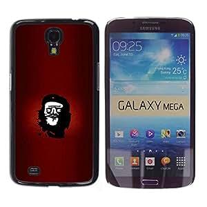 Stuss Case / Funda Carcasa protectora - Rebel Che Troll Face - Funny Lol Meme - Samsung Galaxy Mega 6.3