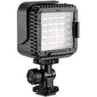 Neewer CN-LUX360 5400K Dimmable LED Video Light Lamp for Canon Nikon Camera DV Camcorder