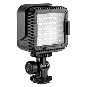 Neewer CN-LUX360 3200K-5600K Dimmable LED Video Light Lamp for Canon Nikon Camera DV Camcorder
