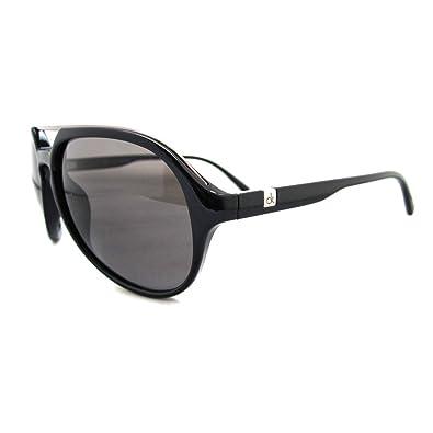Calvin Klein - Gafas de Sol - para Mujer Negro Negro: Amazon ...