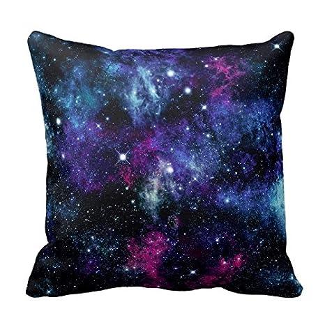 Amazon.com: Galaxy Estrellas 3 fundas de almohada: Home ...