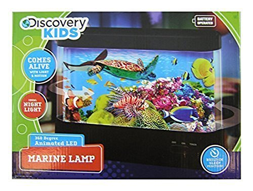 Discovery Kids Marine Lamp 12 75 product image