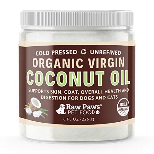 Raw Paws Organic Virgin