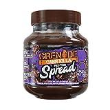 #1: Grenade Carb Killa Whey Protein Chocolate Spread, Hazel Nutter, 360 Gram