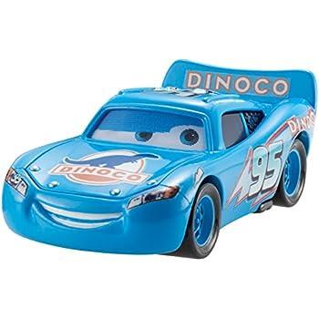 Blue Lightning Mcqueen Cars
