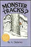 Monster Tracks, Houghton Mifflin Company Staff, 0395551382