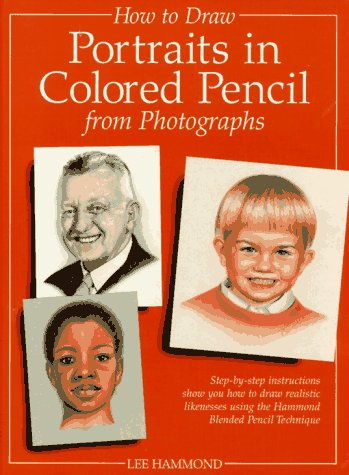 (How to Draw Portraits in Colored Pencil from Photographs)