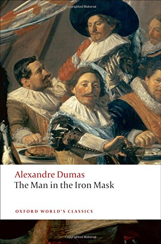 Book cover for The Man in the Iron Mask