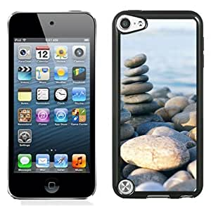 Personalized Custom Design Stacked Stones iPod Touch 5 Phone Case