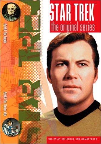 Star Trek - The Original Series, Vol. 32 - Episodes 63 & 64: The Empath/ The Tholian Web