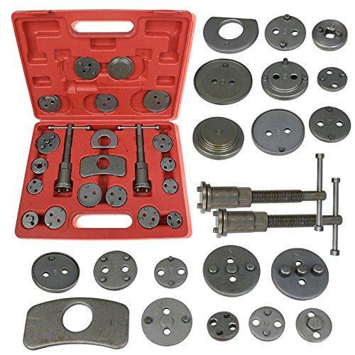 G&GOnline 21 pcs Universal Disc Brake Caliper Piston Pad Car Auto Wind Back Hand Tool Kit by G&GOnline (Image #2)