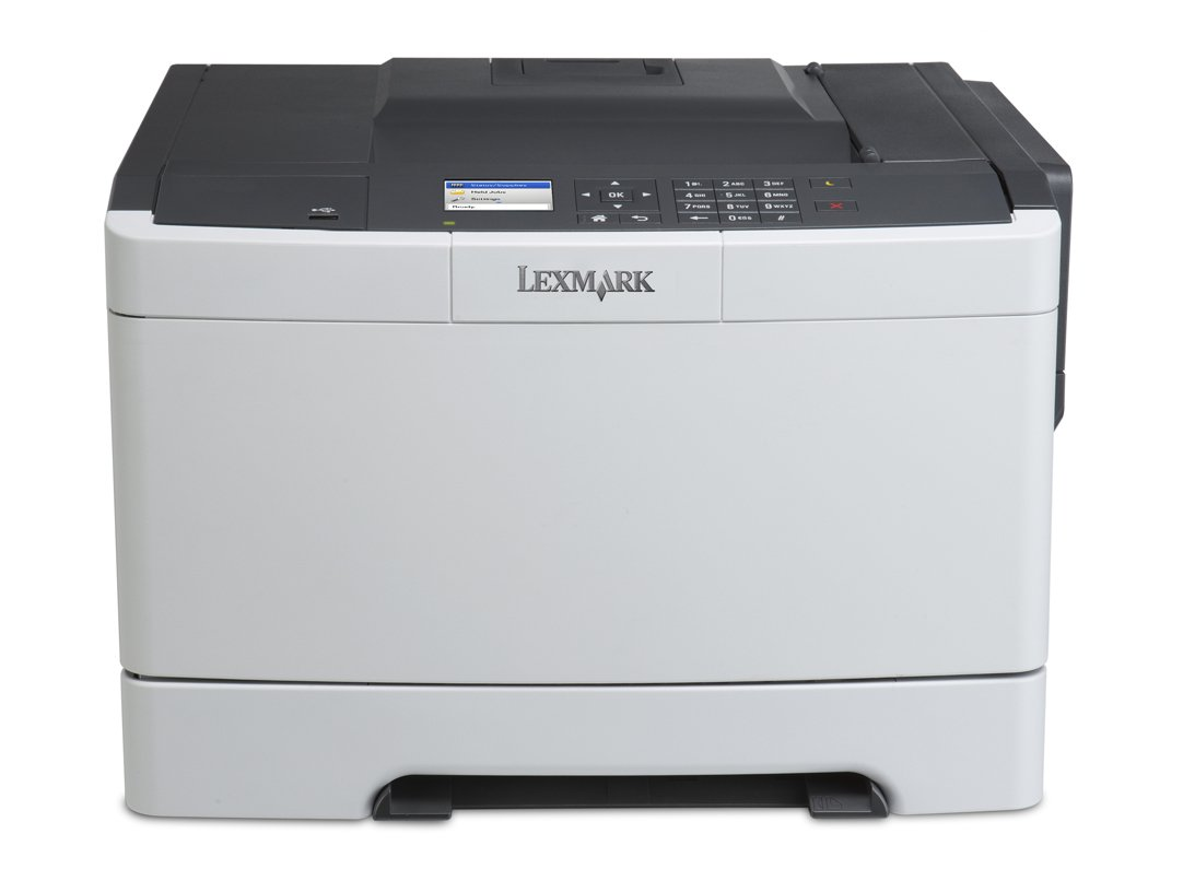 LEXMARK 28DC050 Laser Printer, Network Ready, Duplex Printing and Professional Features