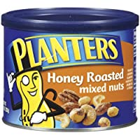 4 Pk. Planters Honey Roasted 10-oz. Mixed Nuts