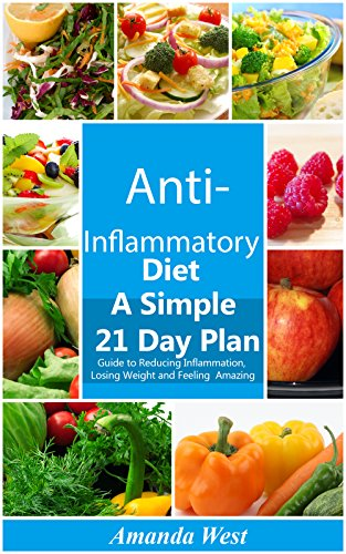 Anti Inflammatory Diet Reducing Inflammation ebook product image