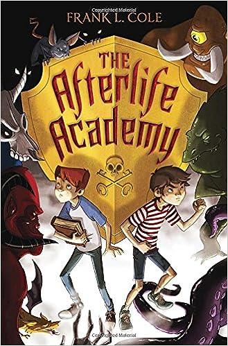 Read online The Afterlife Academy PDF, azw (Kindle), ePub