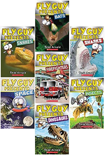 Fly Guy Presents Collection 7 Book Set ()