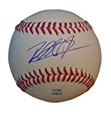 Rougned Odor Autographed / Signed ROLB Baseball w/ Proof Photo of Signing, Texas Rangers