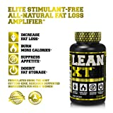 Lean-XT Non Stimulant Fat Burner - Weight Loss