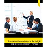 Organizational Communication for Survival (5th Edition) (Holbrook Press criminal justice series)