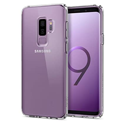 5eee7a2f021 Capa para Galaxy S9 Plus Ultra Hybrid, Spigen, Capa Anti-Impacto,  Transparente