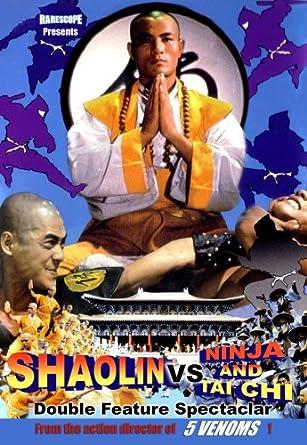 Shaolin Vs Ninja & Shaolin Vs Tai Chi [USA] [DVD]: Amazon.es ...