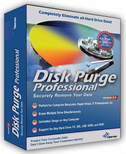 Price comparison product image Tabernus Disk Purge Professional