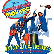 Juice Box Heroes by Imagination Movers (2008-03-18)