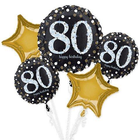 (ANAGRAM INTERNATIONAL 3787901 Foil Balloon Bouquet Various)