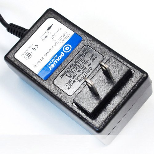 T-Power (6.6 ft long cord) Ac Dc adapter for Dymo LabelWriter 400 450 P/N : 93176 93089 69115 1752264 1752265 1752266 1752267 Label Thermal Turbo Labels Printer by T POWER (Image #4)