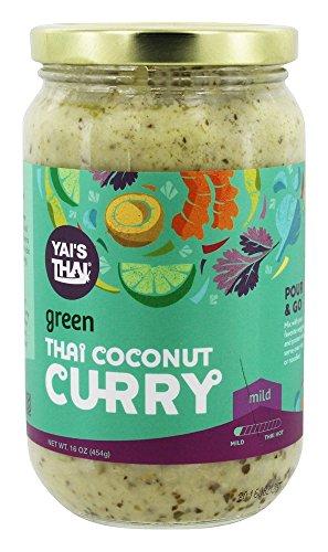n Coconut, 16 oz (Thai Coconut Curry Sauce)