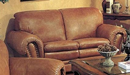 Amazon.com: Doheny Love Seat/Loveseat Sofa Couch in Light ...