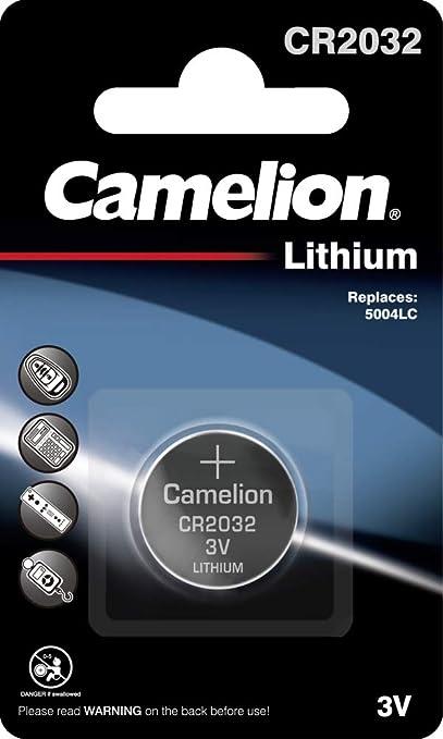 Batterie Camelion Lithium Cr2032 1 St Küche Haushalt