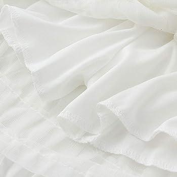 Qijinlook 💖 Faldas Tul Mujer/Falda de Borla de Plumas💖, Faldas ...