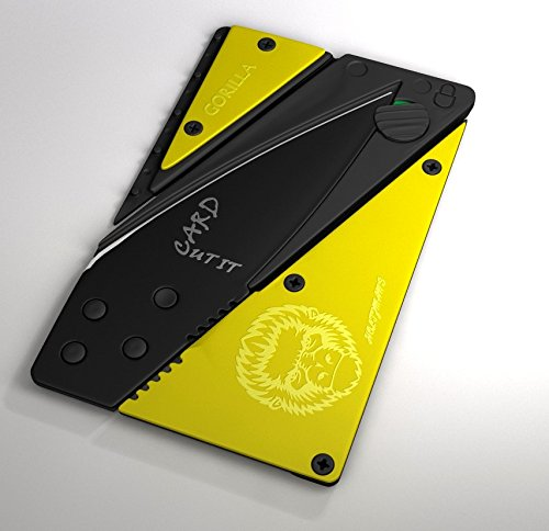 Credit-Card-Sized-Folding-Wallet-Knife-This-Is-the-Perfect-Pocket-or-Survival-Tool-andIts-Cool-Portable-Practical-and-Lightweight-with-a-Yellow-with-gorilla