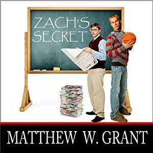 Zach's Secret Audiobook