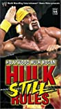 WWE - Hollywood Hulk Hogan - Hulk Still Rules [VHS]